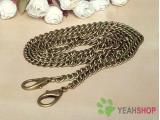 Antique Brass Bag Chain / Purse Chain - 60cm / 24 inch (BC11)