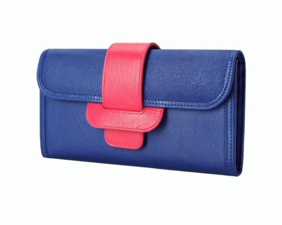 Long Multi-functional Leather Wallet Thin Large Capacity Hand Bag