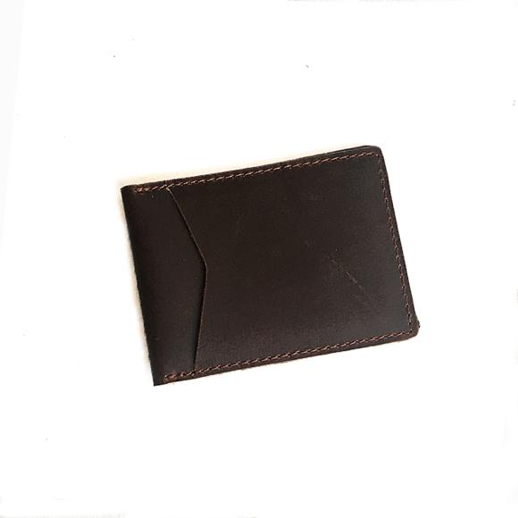 Handmade Vintage Mini Wallet and Card Holder